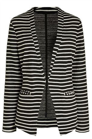 Stripe Blazer £34 click to visit Next