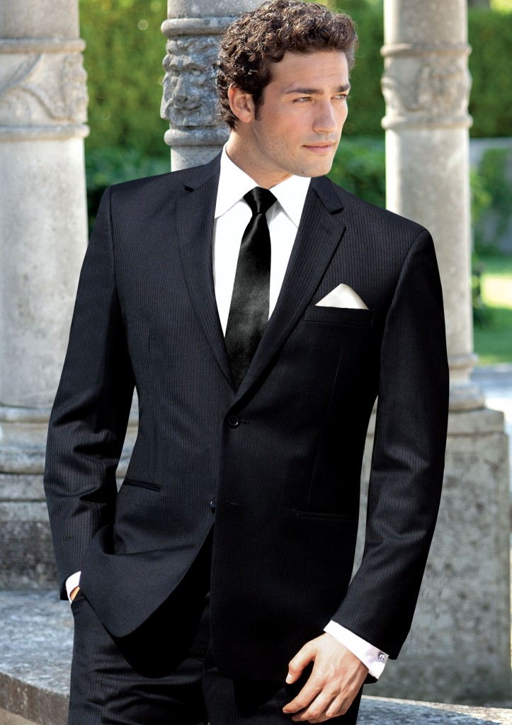 Perry Ellis Madison Suit