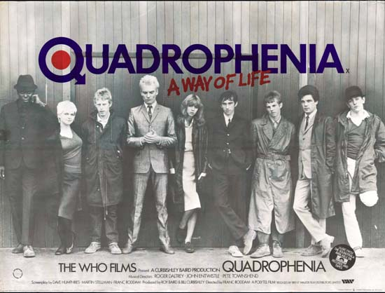 Inspiration - Quadrophenia