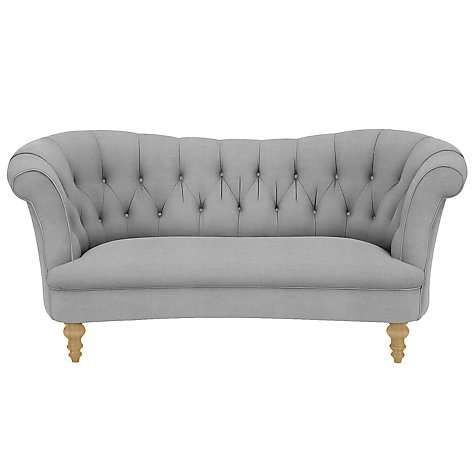 John Lewis Hayworth Medium Chesterfield Sofa from £1,700 click to visit John Lewis