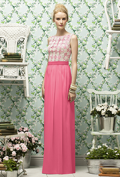 dress Lela Rose