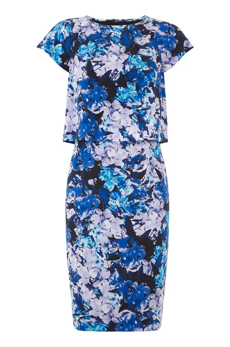 Silk Honour Print Dress Item No 060/031894/241 / Was £149.00 Now £75.00 click to visit Kaliko