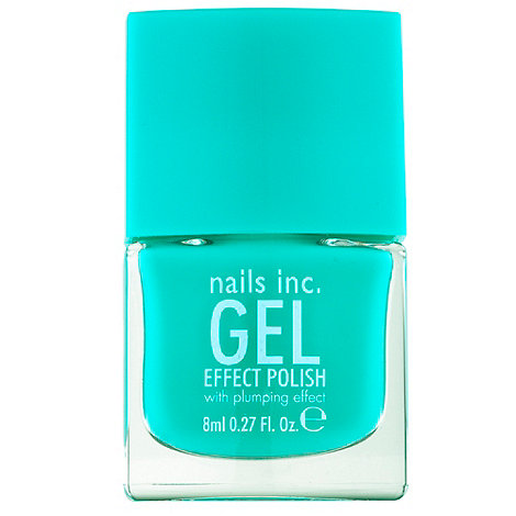 Nails Inc Soho Place Gel Perfect Polish £14 click to visit Debenhams