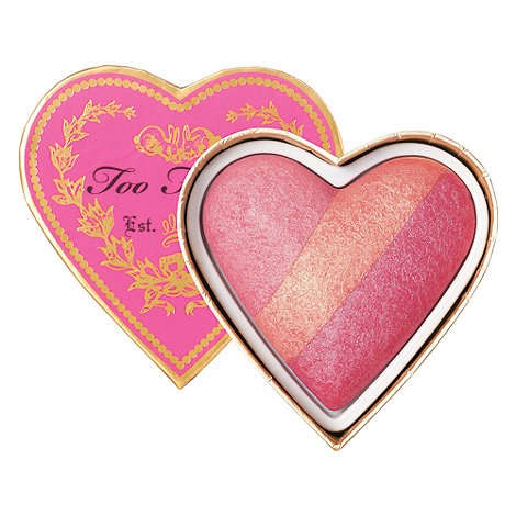 Too Faced Sweetheart Blush £22 click to visit Debenhams
