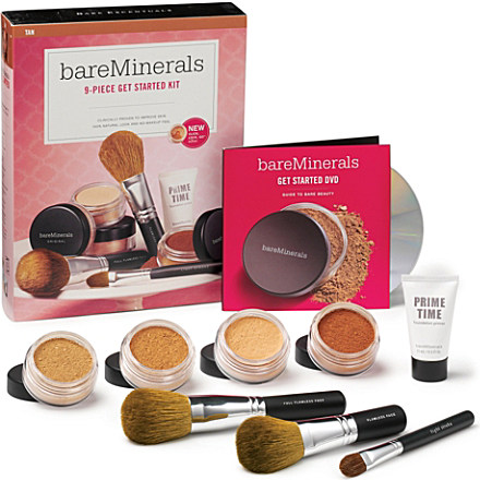 BARE MINERALS Get Started® Kit – Tan £49 click to visit Selfridges