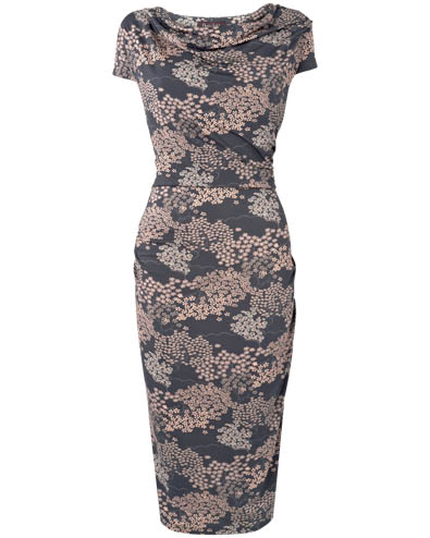 Pagoda Print Dress £79.00 click to visit Phase Eight