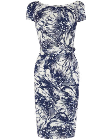 Nicky Printed Dress £79.00 click to visit Phase Eight
