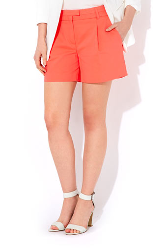 Coral Tailored Shorts     Was £35.00     Now £31.50 click to visit Wallis
