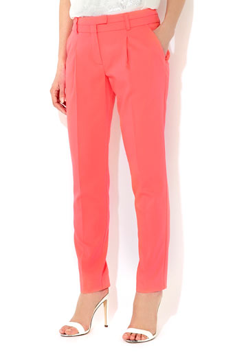 Pink Tailored Trousers     Was £45.00     Now £40.50 click to visit Wallis