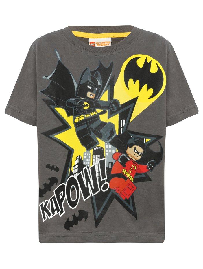 Lego Batman kapow t-shirt £9 click to visit M&Co