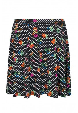 Spot Fruit Print Skater Skirt £8 click to visit Select