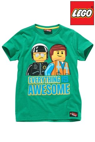 Green LEGO™ Cop T-Shirt (4-12yrs) from £10 - £13 click to visit Next