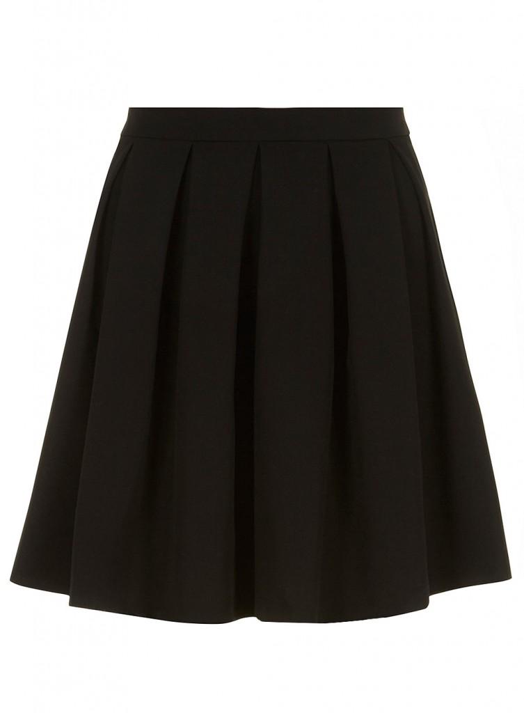 Black Circle Skirt     Price: £18.00 click to visit Dorothy Perkins