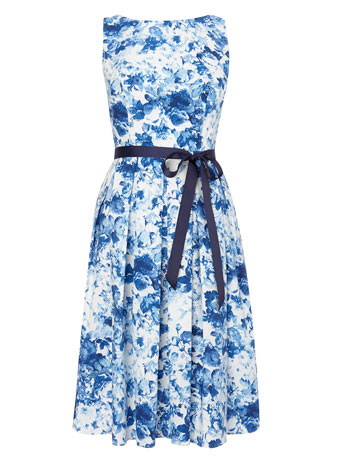 China Blues Prom Dress     Price: £45.00 click to visit BHS
