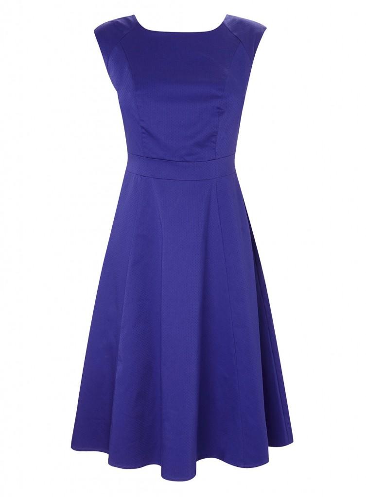 Blue Spot Prom Dress     Price: £42.00 click to visit BHS