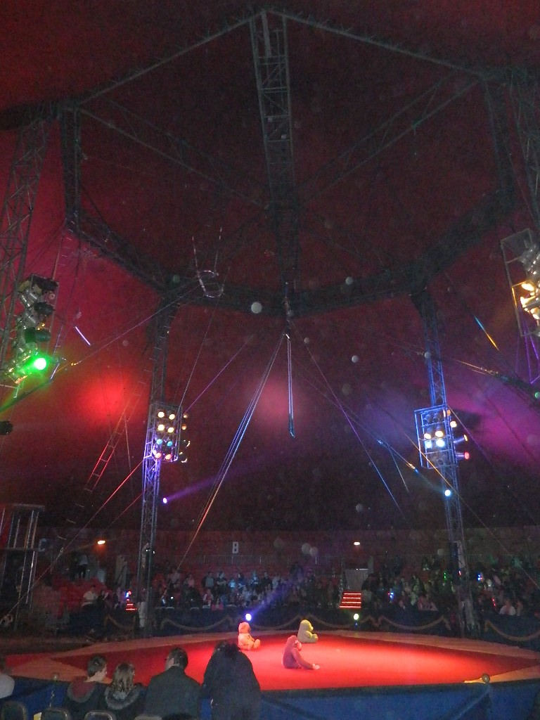 The Impressive Big Top