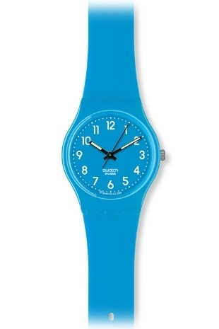 Swatch Watches Swatch Unisex Rise Up Watch £32 click to visit The Watch Hut