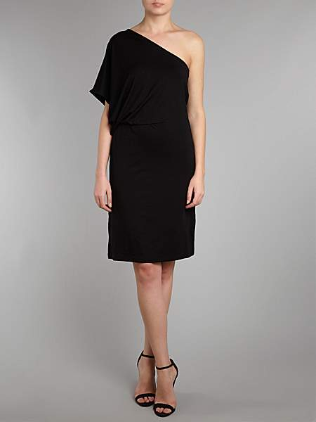 Kilian Kerner Senses One shoulder sundress now £42 click to visit House of Fraser