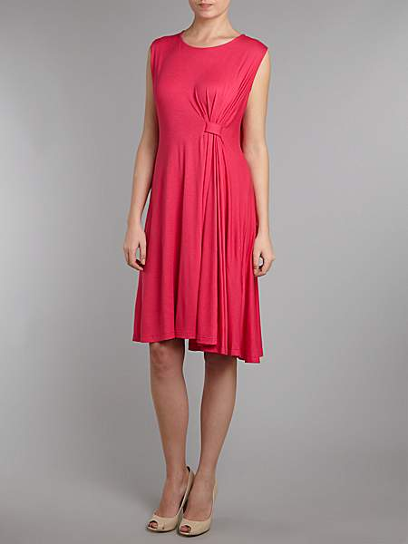Kilian Kerner Senses Side pleat tunic dress £64 click to visit House of Fraser