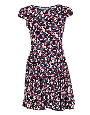 Floral Rayon Skater Dress £14 click to visit Select