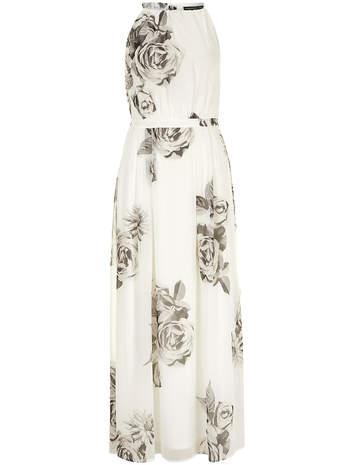 Ivory rose maxi dress     Price: £40.00 clcik to visit Dorothy Perkins