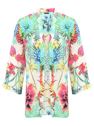 Tropical print kimono £39 click to visit M&Co