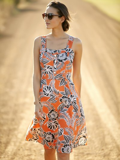 Palm print sundress £25 click to visit M&Co