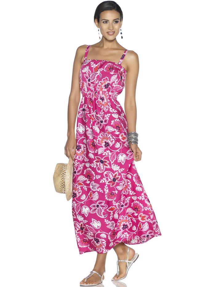 Multiway floral maxi dress £25 click to visit M&Co
