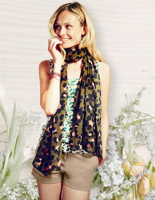 Festival Scarf BD027 (Was £25.00 ) now £21.25 click to visit Boden