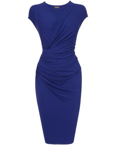 Rhia Wrap Dress £69.00 click to visit Phase Eight