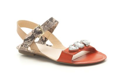 Sail Magic 5 (1 review) Orange Womens Casual Sandals £39.99 click to visit Clarks