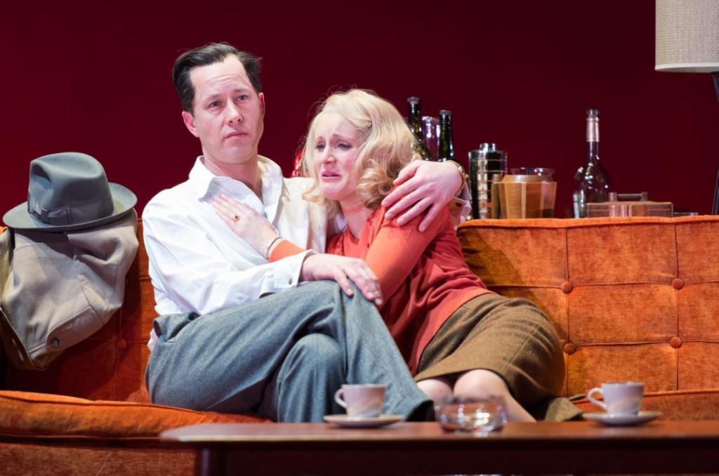 Daniel Betts and Kelly Hotten