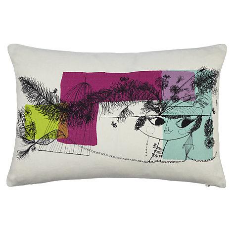 John Lewis Loewy Lady Cushion £35 click to visit John Lewis