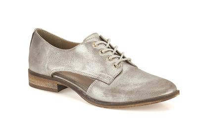Fenners Fun 4 (2 reviews) Silver Metallic Womens Casual Shoes £64.99 click to visit Clarks
