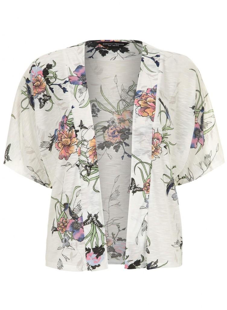 Oriental printed kimono     Price: £16.00 click to visit Dorothy Perkins