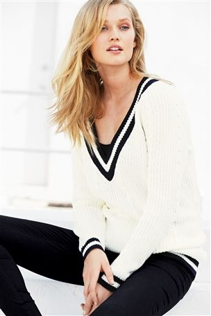 Cricket Sweater £35 click to visit Next