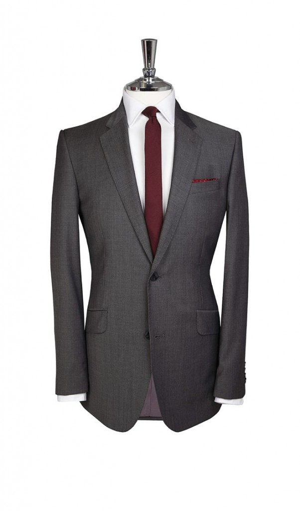 England Team Soccer Aid Suit click to view individual prices at TM Lewin