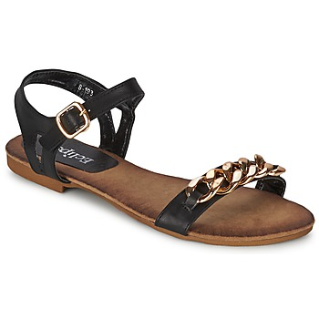 Eclipse SANDALE CHAINE Black click to visit Spartoo £ 21.99