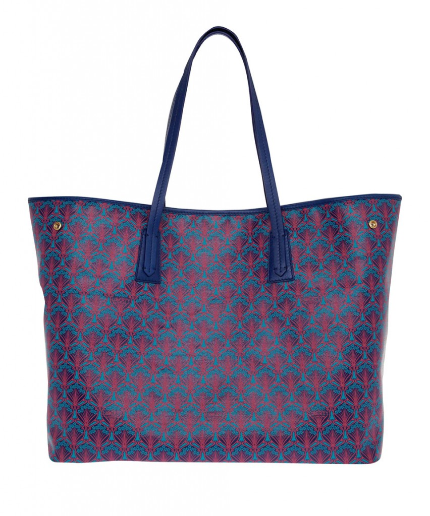 Liberty London Blue Iphis Liberty Tote Bag £295.00 click to visit Liberty