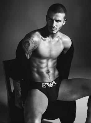 Modern Man Beckham