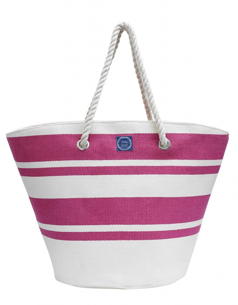 Womens Summer Bag, Pink £19.95 click to visit Joules