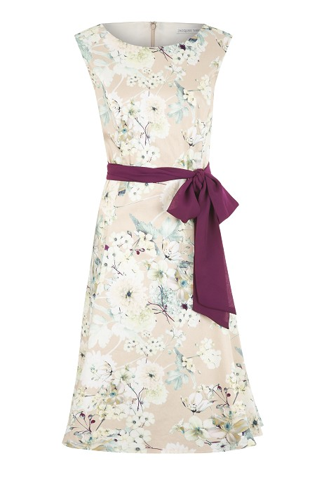 Botanical Print Prom Item No 010/032916/120 / Price £169.00  click to visit Jacques Vert