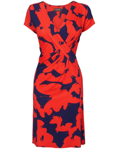 Belle Butterfly Dress £79.00 click to visit Phase Eight