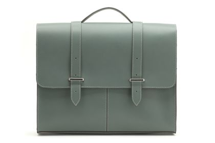 Times Table 5 (2 Green Leather Leather Bags now £49.99 click to visit Clarks