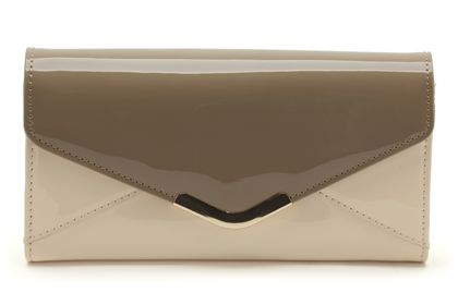 Rico Jasmin Taupe Combi Purses now £9.99 click to visit Clarks