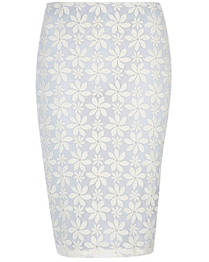 Embroidered Floral Skirt £18.00 click to visit George at Asda