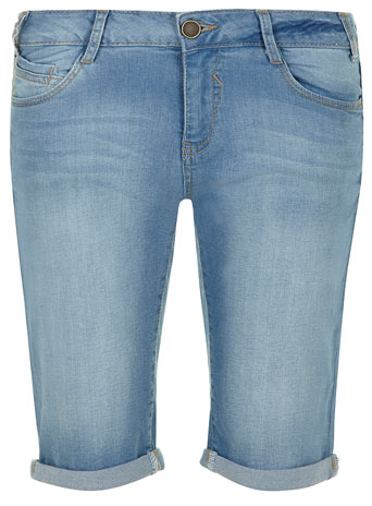 Light Washed knee shorts     Was £20.00     Now £18.00 click to visit Dorothy Perkins