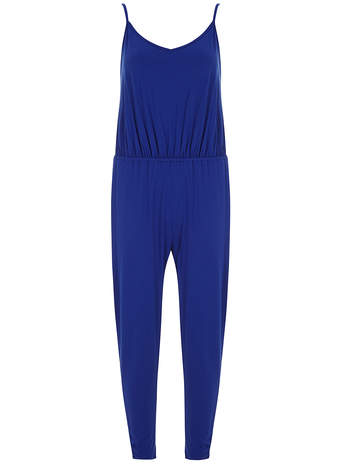 Petite jersey cami jumpsuit     Price: £22.00 click to visit Dorothy Perkins
