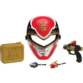 Power Rangers Megaforce Basic Ranger Training Set £17.29 click to visit Toys R Us