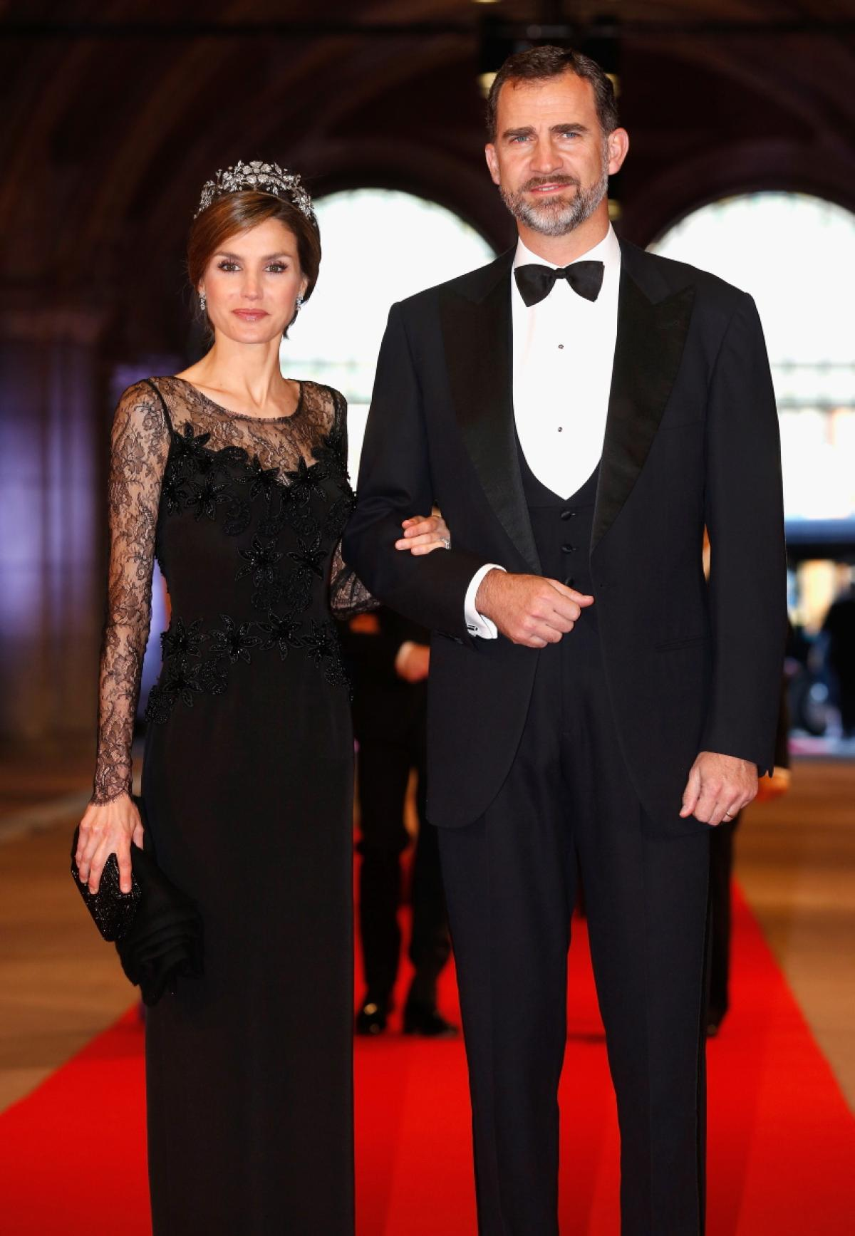 Queen Letizia of Spain | fashionmommy\'s Blog